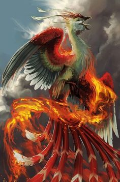 Ideas Phoenix Bird Drawing Art Tatoo - Pet care is both enjoyable business. But it is an effort . Phoenix Artwork, Phoenix Wallpaper, Phoenix Images, Phoenix Drawing, Mythical Creatures Art, Mythological Creatures, Magical Creatures, Fantasy Kunst, Dark Fantasy Art