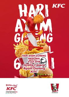 325285d4dd7 Certainly Sih KFC – National Chicken Day Kfc