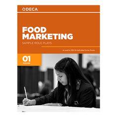 Deca Role Play Food Marketing