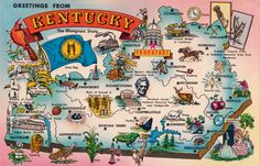 Kentucky...got stuck here overnight with some friends while we were coming back from Philly...it was a bit of an adventure