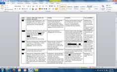 Emergent Curriculum Lesson Plan Template  Curriculum Planning