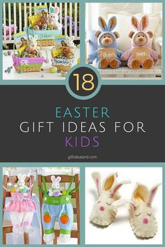 18 amazing easter gift ideas for kids they will love gift negle Choice Image