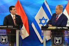 """Binyamin Netanyahu: """"Queremos ampliar nuestra relación con los países y los pueblos de América Latina"""" - http://diariojudio.com/noticias/binyamin-netanyahu-queremos-ampliar-nuestra-relacion-con-los-paises-y-los-pueblos-de-america-latina/201008/"""