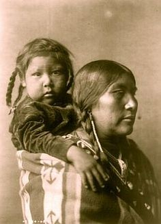 American indian mother