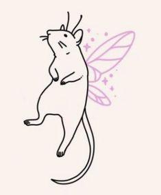 Cute Tiny Tattoos, Dream Tattoos, Pretty Tattoos, Mini Tattoos, Future Tattoos, Body Art Tattoos, Small Tattoos, Mini Drawings, Art Drawings Sketches