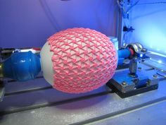 3ders.org - British PhD student 3D prints on inflatable substrate to create artificial muscles   3D Printer News & 3D Printing News