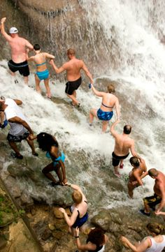 Dunn's River Falls – Ocho Rios , Jamaica