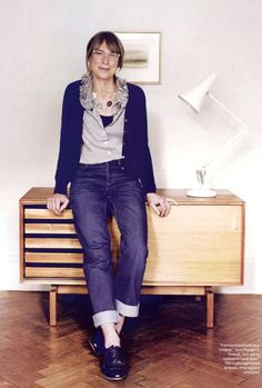 Ill Seen, Ill Said: Inspiring women: Margaret Howell