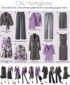 10 Items, 10 ways - Malena Z - Picasa Web Albums 10 Item Wardrobe, Core Wardrobe, Capsule Wardrobe Work, Capsule Outfits, Fashion Capsule, Wardrobe Basics, Capsule Clothing, Wardrobe Ideas, Fashion Words