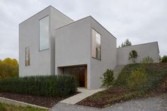 Architecture. Palmgren House by John Pawson.