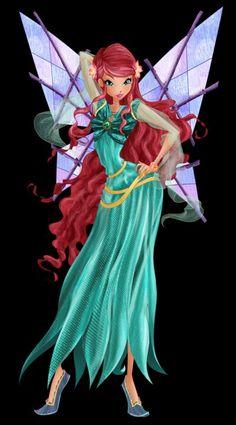 Winx Club   Medieval Fairy ~ Aisha