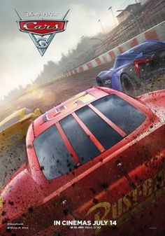 Disney Pixar's Cars 3 – New International