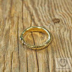 Ouroboros Ring Jörmungandr Snake Jewelry Snake Ring Snake
