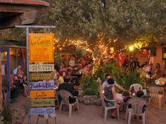 La Cocina- one of my favorite Tucson spots! Desert Dream, Desert Life, Tucson Arizona, Tucson Food, Arizona Winter, Great Places, Places To Go, Beautiful Places, Tucson Restaurants
