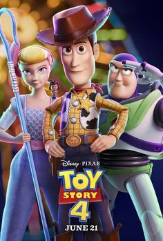 In the new Disney and Pixar's Toy Story 4 trailer, Bonnie makes a new friend in kindergarten orientation—literally. Toy Story 4 is in June Toy Story Movie, New Toy Story, Movie Tv, Tom Hanks, Cumple Toy Story, Festa Toy Story, Walt Disney Pictures, Woody Und Buzz, Desenho Toy Story