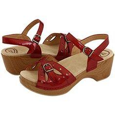 So want a pair of Dansko Sissys this summa!!