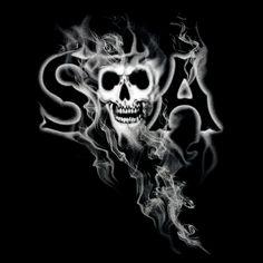 BikerOrNot Store - Sons Of Anarchy - Smokin' Reaper T-Shirt, $20.97 (http://store.bikerornot.com/sons-of-anarchy-smokin-reaper-t-shirt/)