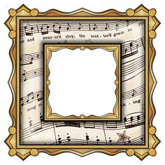Set #03 - Vintage Sheet Music Decoupage Clipart Print Collection - Make your own cards, decoupage, scrapbooks - Free...