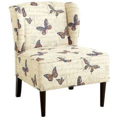 Annie Chair - Butterfly