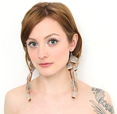 love the earrings!