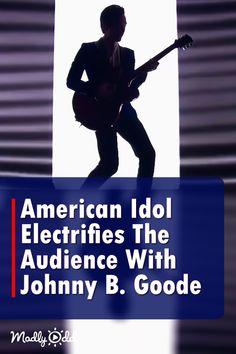 18-Year-Old American Idol Electrifies The Audience With Johnny B. Goode #LaineHardy #AmericanIdol #singing #Idol #video #LionelRichie #LukeBryan #KatyPerry #ABC #varietyshow #madlyodd #ChuckBerry #nostalgia #1950s #music