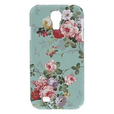 Pioen patroon Hard Case voor Samsung Galaxy S4 I9500 – EUR € 7.35