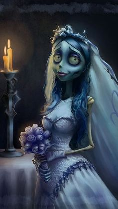 Find images and videos about bride, emily and tim burton on We Heart It - the app to get lost in what you love. Corpse Bride Characters, Corpse Bride Art, Emily Corpse Bride, Tim Burton Corpse Bride, Corpse Bride Tattoo, Estilo Tim Burton, Tim Burton Style, Tim Burton Art, Beetlejuice