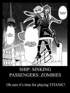 Tags: Anime, Kuroshitsuji, Grell Sutcliff, Demotivational Poster, Ronald Knox