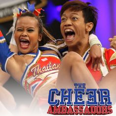 Stills from the award winning film, The Cheer Ambassadors, about Thailand's national cheerleading team.   www.TheCheerAmbassadors.com  #cheer #cheerleading #cheerlife #thailand #thaifilm #indiefilm #documentary #หนังไทย #หนังอีสะ #เชียร์ #สารคดี