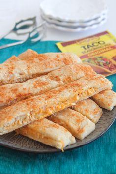 Cheesy Chicken Taco