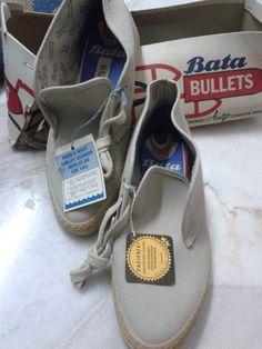 1960 Bata Super Bullet #batashoes
