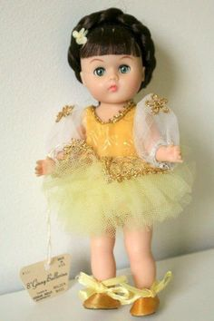Vintage Vogue Ginny Doll