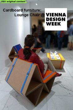 Vienna Design Week 2011 - 4/6 Lounge Chair | Furniture Design by Carlos Ferreira Mayerle
