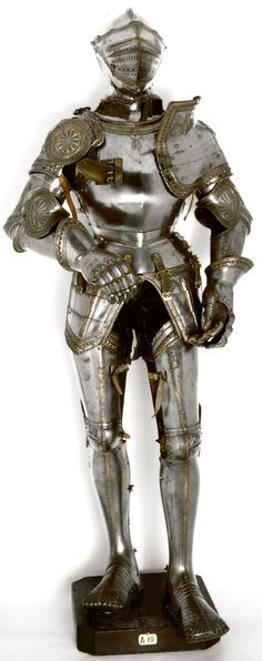 Armadura del emperador Carlos V