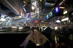 Times Square from above. - Imgur