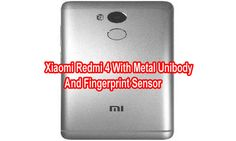 Xiaomi Redmi 4 with Full HD display and 13MP huge camera specifications. http://wp.me/p4w21C-15S