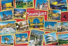 ma ville préférée en Allemagne