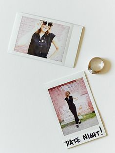 Date night outfit | photos by @erinloechner for #instax