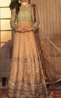 Chiffon Shirt, Chiffon Fabric, Chiffon Dress, Fashion Pants, Fashion Dresses, Add Sleeves, Designer Party Wear Dresses, Pakistani Designers, Pakistani Dresses