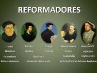 A Reforma Protestante foi um movimento reformista cristão culminado no início do século XVI por Martinho Lutero, quando através da publicação de suas...