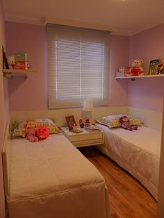 Girl Bedroom Decor Ideas Ideas For Decorating a Girls Bedroom Girl Bedroom Decor Ideas. Small Room Bedroom, Trendy Bedroom, Small Rooms, Bedroom Decor, Bedroom Ideas, Twin Girl Bedrooms, Bedroom For Girls Kids, Twin Girls, Girl Bedroom Designs