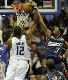 💥Gerald Wallace💥  Uno de los mejores defensores que he visto en mi vida y uno de los unicos 3 jugadores de la historia en promediar más 2'5 robos y 2'5 tapones en una temporada!!!  🔥MI ÍDOLO🔥  #GeraldWallace #CharlotteBobcats #NBA #Nbasketlovers
