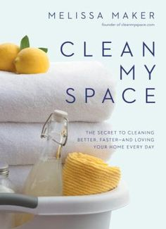 People still need to know how to clean, but they need to clean for the way they live--with a faster, fresher, cooler approach. In Clean My Space, Melissa shares with readers her revolutionary 3-step method: identify the most important areas (MIAs) in the home that need attention; select the proper tools, products, and techniques for the job; and finally, implement these new cleaning routines so that they stick.