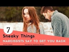 Did the narcissist recently discard you and now wants you back? Learn the most common verbal cons of narcissistic spouses, fiancés, and partners of varying d. Narcissistic Abuse Recovery, Narcissistic Behavior, Narcissistic Sociopath, Narcissistic Personality Disorder, Distance, Want You Back, Your Back, Toxic People, Divorce