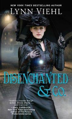3 STARS Disenchanted & Co. by Lynn Viehl, http://www.amazon.com/dp/B00DPM7T5O/ref=cm_sw_r_pi_dp_H1Q8sb1FS6Z4T