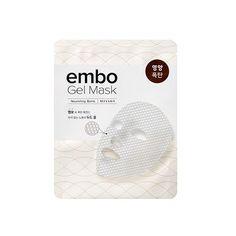 [MISSHA] embo Gel Mask-Nourishing Bomb (5 PCS) Mask Korean, Hand Mask, Body Mask, Gel Mask, Missha, Facial Masks, Print Ads, Korean Beauty, Products