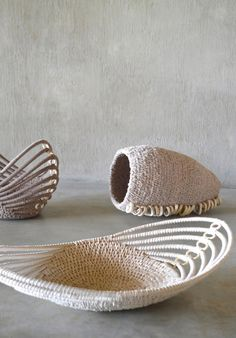 Contemporary Basketry: May 2015
