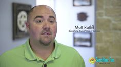 Best Pool Builders College Station | Mat Ratliff Founder Overview