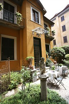 Our apartment we'll be staying at in Milan