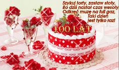 Urodziny i imieniny: Gify urodzinowe Happy Birthday, Birthday Cake, Desserts, Food, Aga, Cards, Decor, Flowers, Happy Brithday